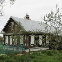Домик в деревне.. :: Елена Швецова