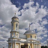 Крестовоздвиженская церковь :: Александр Иосипенко