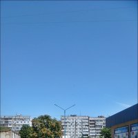 Чистое небо июля :: Нина Корешкова