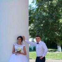 Мила и Саша :: Евгения Чернова