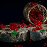 кисло-красное :: зоя полянская
