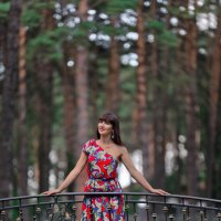 лето :: Нина Коршунова