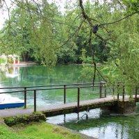 мостик через озеро :: Любовь ***