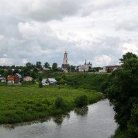 Суздаль, река Каменка :: Мария Беспалова