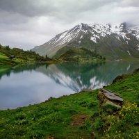 непогода в горах :: Elena Wymann