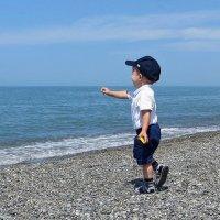 Вот оно какое море! :: Татьяна Смоляниченко