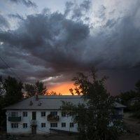 рассвет как пожар :: Станислав Пономарчук