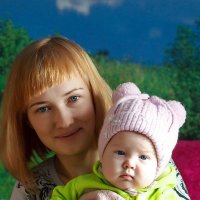 Дочь и внучка :: Юрий Глушков