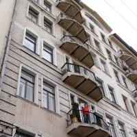 Малый Кисловский переулок дом 1 :: Анна Воробьева