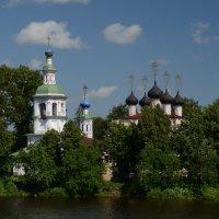 Вологодские купола :: Наталья Левина