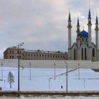 Кремль в Казани :: leoligra