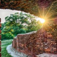 В Брестской крепости................ :: Александр Селезнев