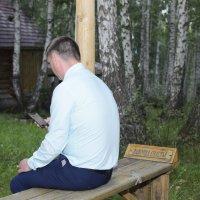 а он сидел и счастья ждал... :: Ольга Русакова
