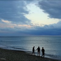 Море................ :: °•●Елена●•° Аникина♀