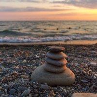 пляж в Лоо (Сочи) :: Алексей Лейба