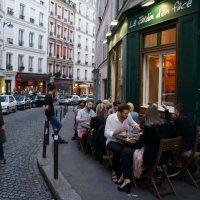 Вечер в Париже ... :: Алёна Савина
