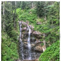 Парк водопадов Менделих :: Николай Милоградский