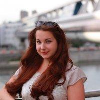 Около моста Багратион. :: Александр Бабаев