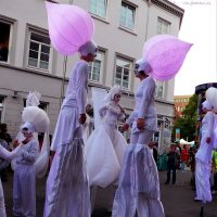"""Белый парад"" (Weiße Parade) :: Nina Yudicheva"