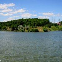 Лесное (Цыганское) озеро :: Нина Бутко