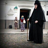Монахиня :: Владимир Бровко