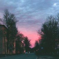 Вечерний город :: Ксения Трифонова