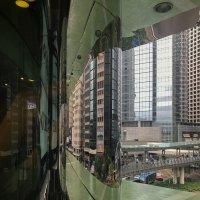Зелёный город Гонконг :: Sofia Rakitskaia