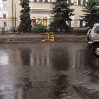 Дождь :: Анна Воробьева