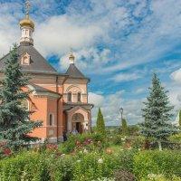 Спасо-Преображенский храм. :: Виктор Евстратов