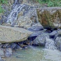 Таиланд. Водопад в джунглях. :: Elena Izotova