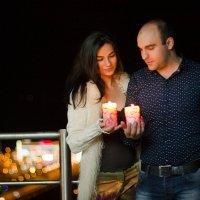 И пусть огонь любви горит вечно! :: Александра Зребная