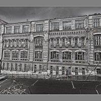 Хохлов переулок... :: Юрий Яньков