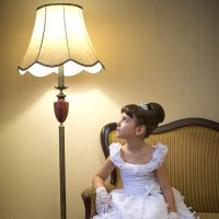 Маленькая невеста :: Алексей Куст