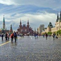 Москва -страна моя! :: Варвара