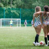 Девочки и спорт 2 :: Вячеслав Никулин