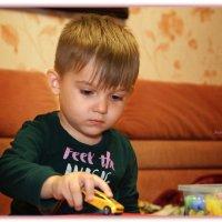Люблю играть машинками... :: Anatol Livtsov