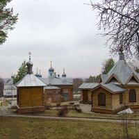 Свято-Введенский Макарьевский мужской монастырь. :: Инна Щелокова