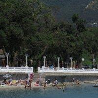 Один из пляжей на Тонком мысе :: Валерий Дворников