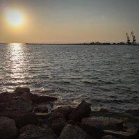 Жар июльского заката :: Ольга Голубева