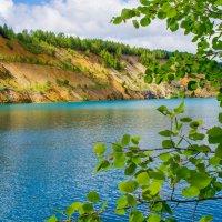 голубое озеро :: petyxov петухов