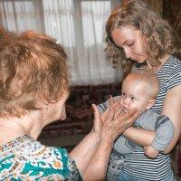 Прабабушка и правнук :: Олег Стасенко