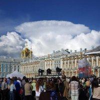 Облако №2 :: Андрей Тихомиров