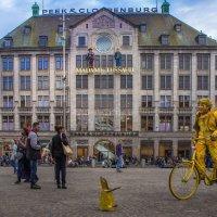 Амстердам.Королевская площадь :: Александр