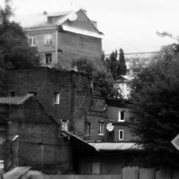 У поворота на Гражданскую: чужие здесь не ходят  ) :: Ирина Сивовол