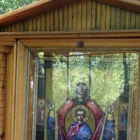 Знаменско-Абалацкая икона Божией Матери :: Борис Белоногов