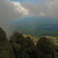Там, где живут облака.... :: Юлия Филиппова