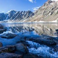 Чистота горного мира.. :: Slava Sh