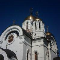 Золотые купола :: Алексей Батькович