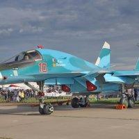 СУ-34 Олег Пешков :: Алексей Михалев
