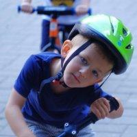 Велосипедист... :: Александр Калинкин